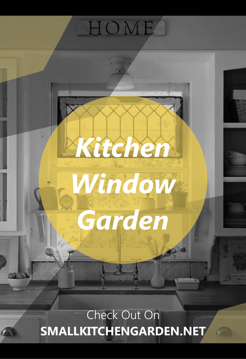2019 Most Wanted Kitchen Garden Window Ideas