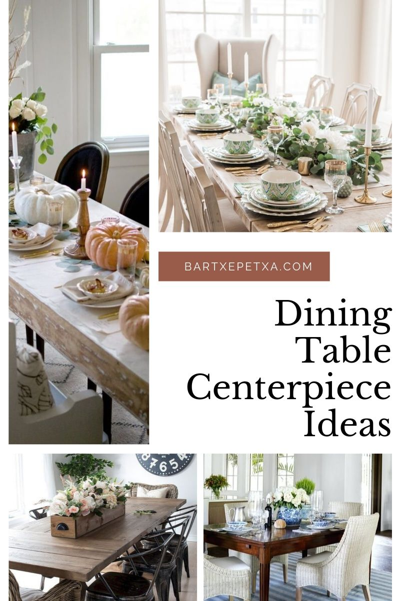 Dining Table Centerpiece Ideas Formal And Unique