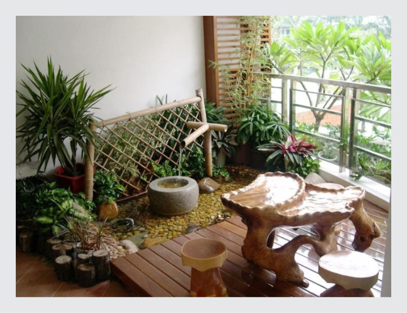 Balcony Garden Ideas
