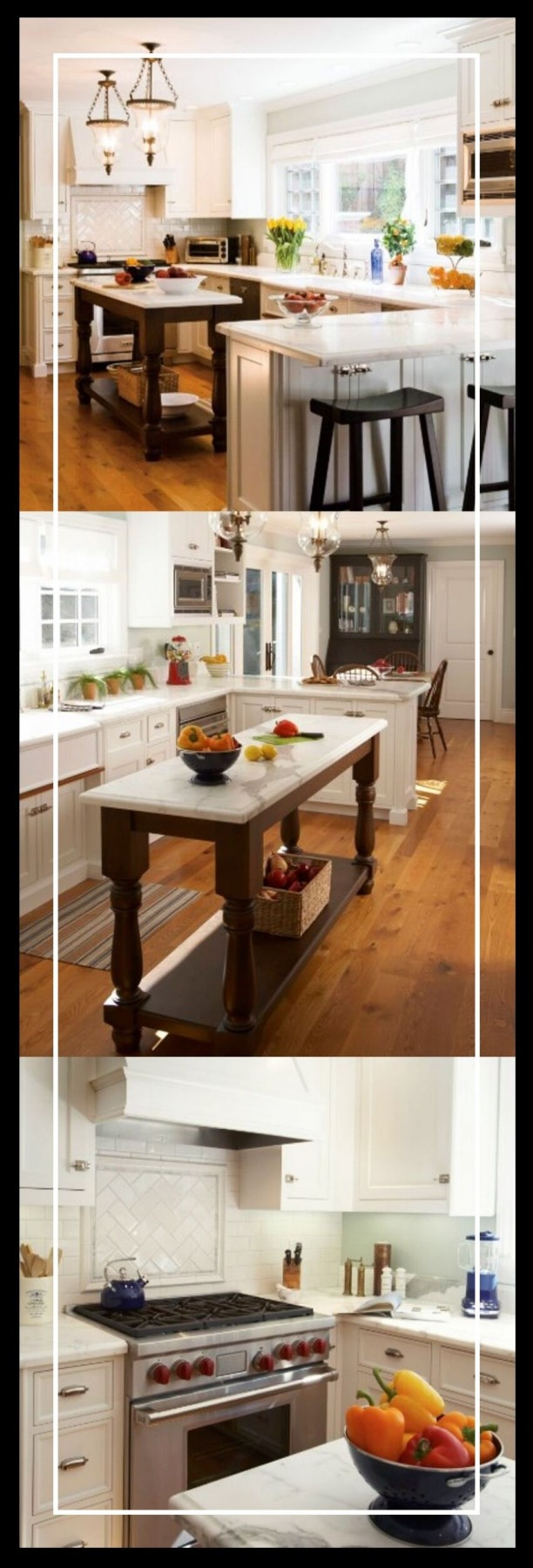kitchen floor plan ideas with island