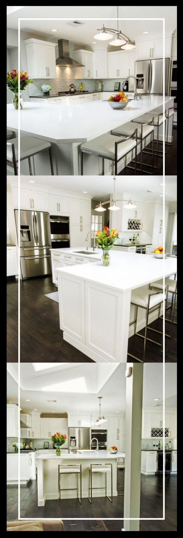 kitchen island with hob ideas
